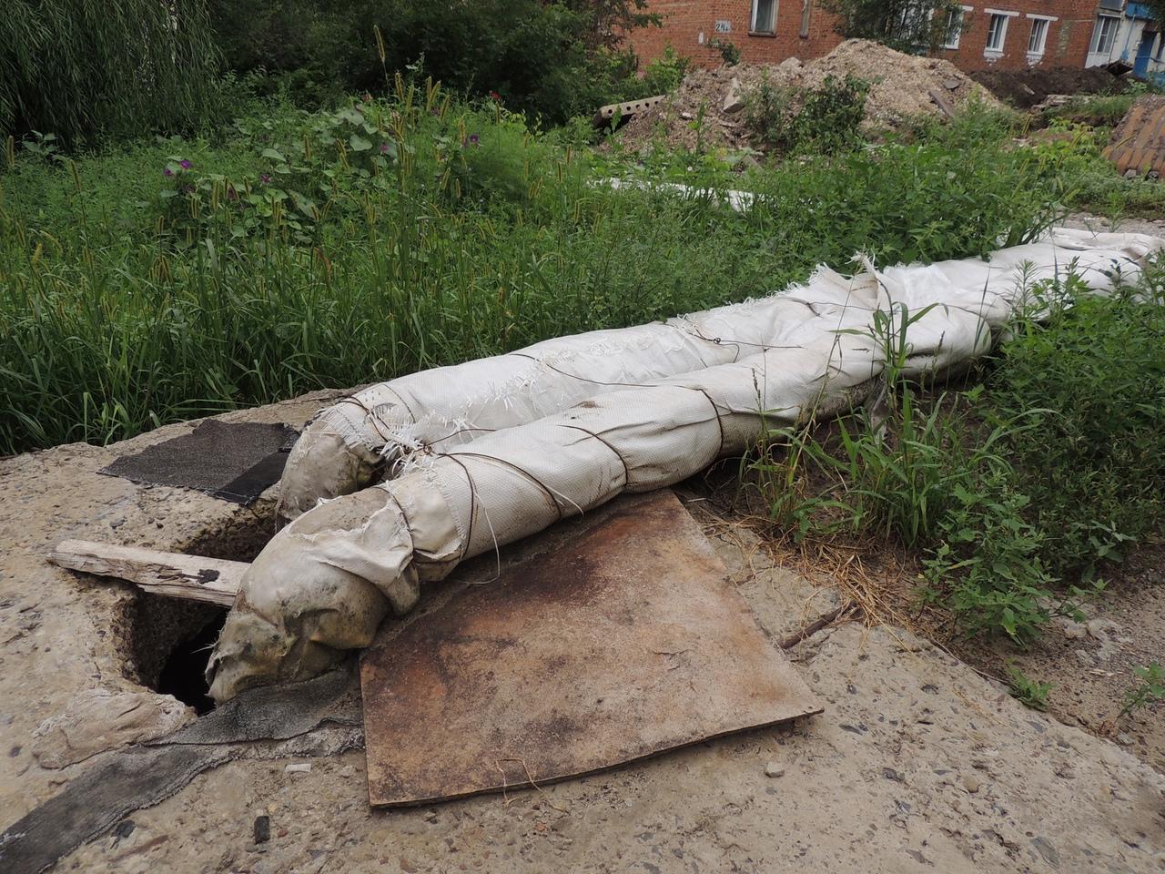 В Тамбове в этом году заменят более 11 километров ветхих теплосетей