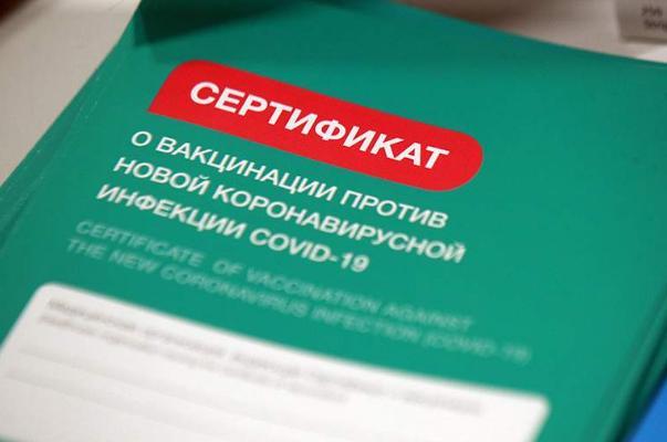 В Тамбове выявили новые факты использования фальшивых сертификатов о вакцинации