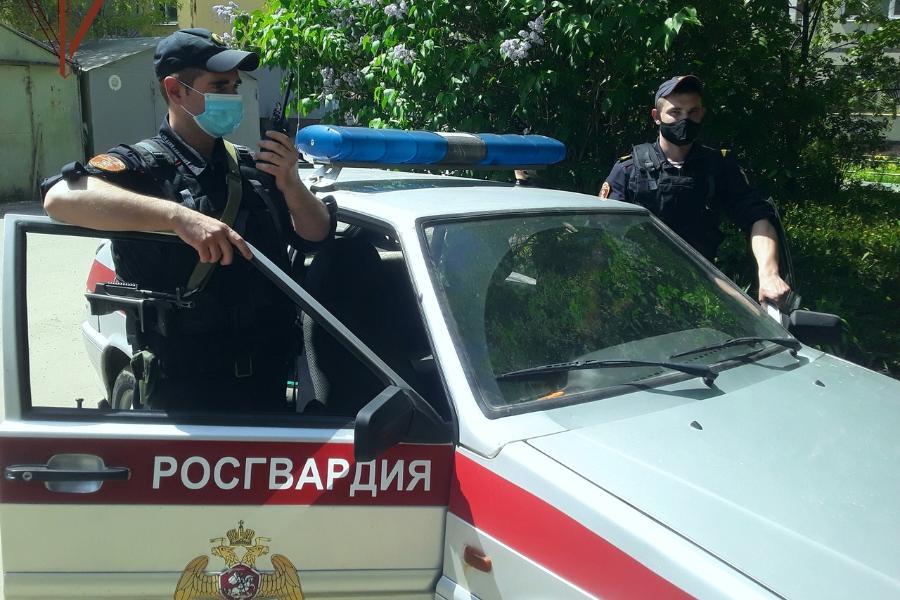 В Тамбове задержали находящегося в оперативном розыске мужчину
