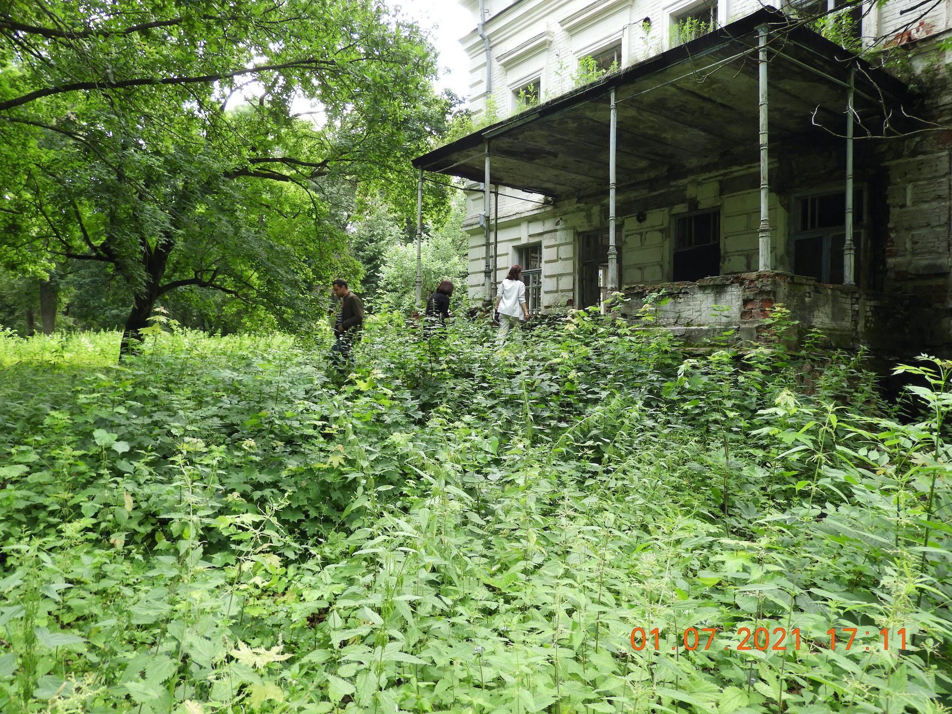 В Тамбовской области отремонтируют усадьбу Воронцова-Дашкова