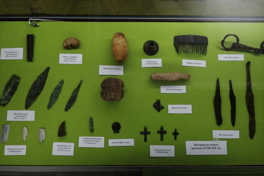 В Тамбовской области появился новый объект археологического наследия
