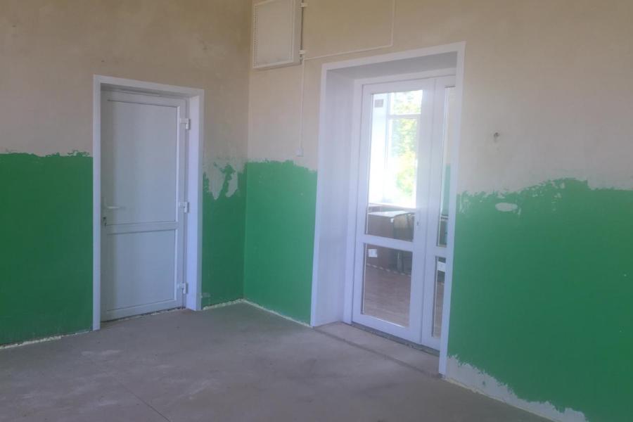 В Тамбовской области ремонтируют образовательные учреждения