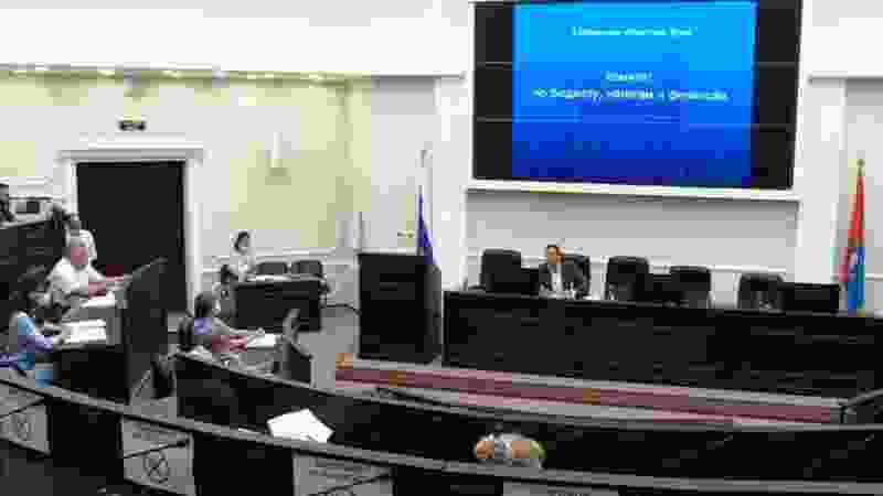 В Тамбовской области снизят налоги для пострадавших от пандемии отраслей экономики