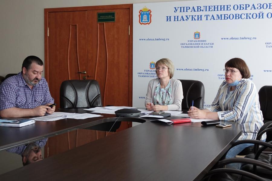 В Тамбовской области уже начали подготовку к новому учебному году