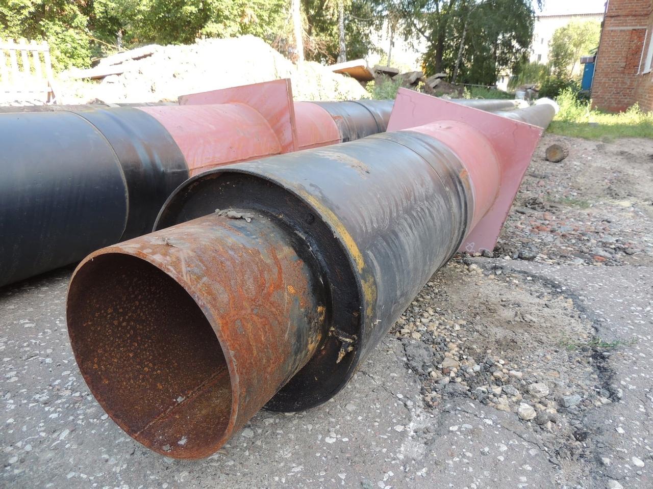 Ветхий трубопровод, из-за которого страдали жители Островитянова, начали ремонтировать