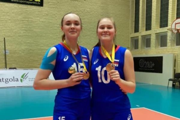 Волейболистка из Мичуринска выиграла юниорский чемпионат Европы