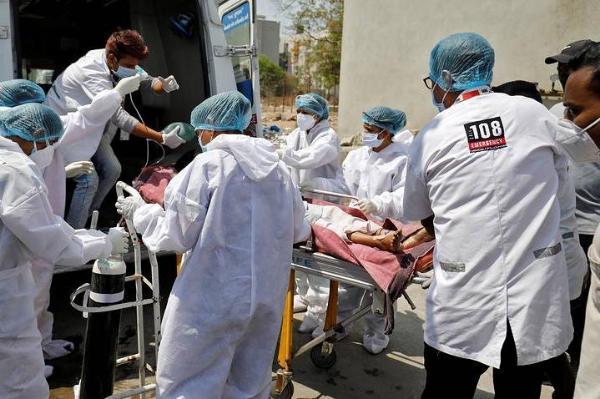 ВОЗ считает индийский штамм коронавируса доминирующим в мире
