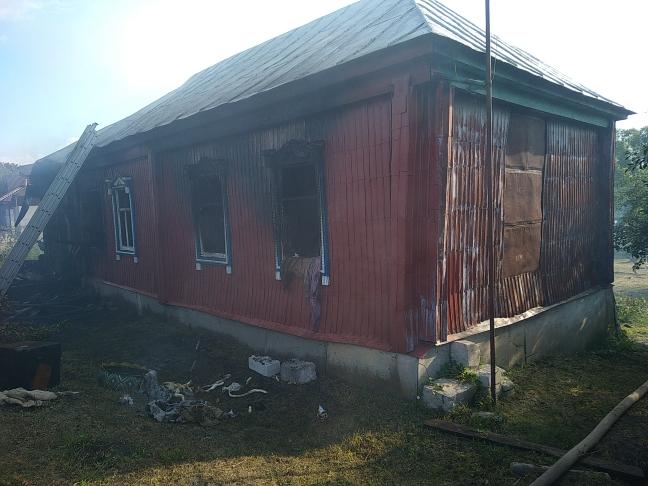 Возбуждено уголовное дело по факту гибели детей и их матери в Кирсановском районе
