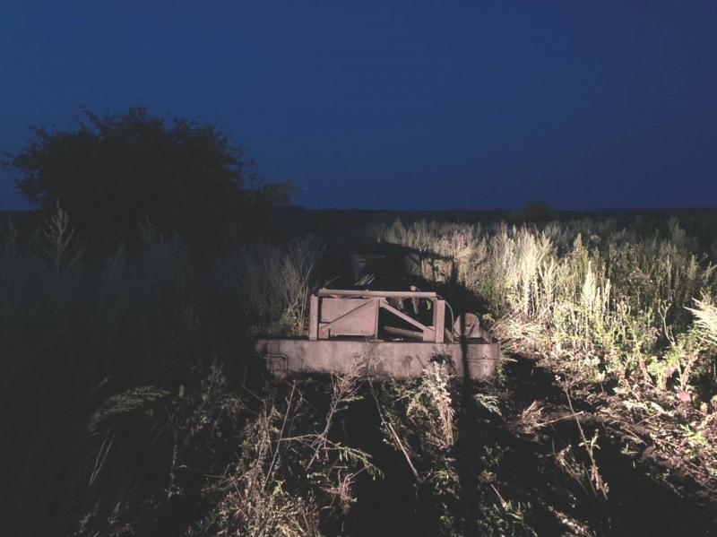 Житель Ржаксы похитил 5 тонн железа