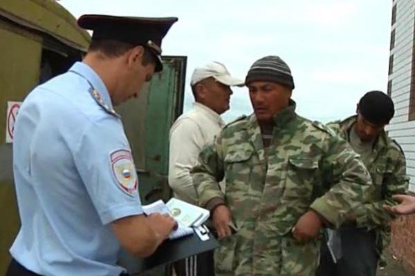 Житель Тамбовской области фиктивно поставил на миграционный учёт граждан Таджикистана