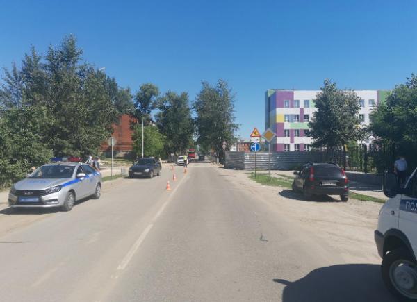 Житель Тамбовской области сбил 9-летнего ребенка