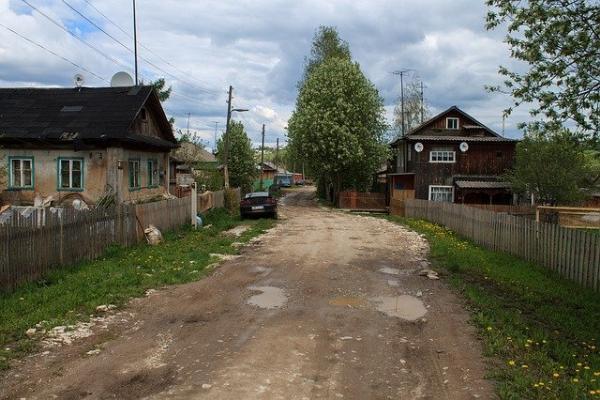 Жители села Веселое не очень рады местным дорогам
