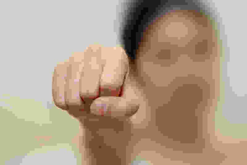 27-летняя тамбовчанка сильно избила своего мужа