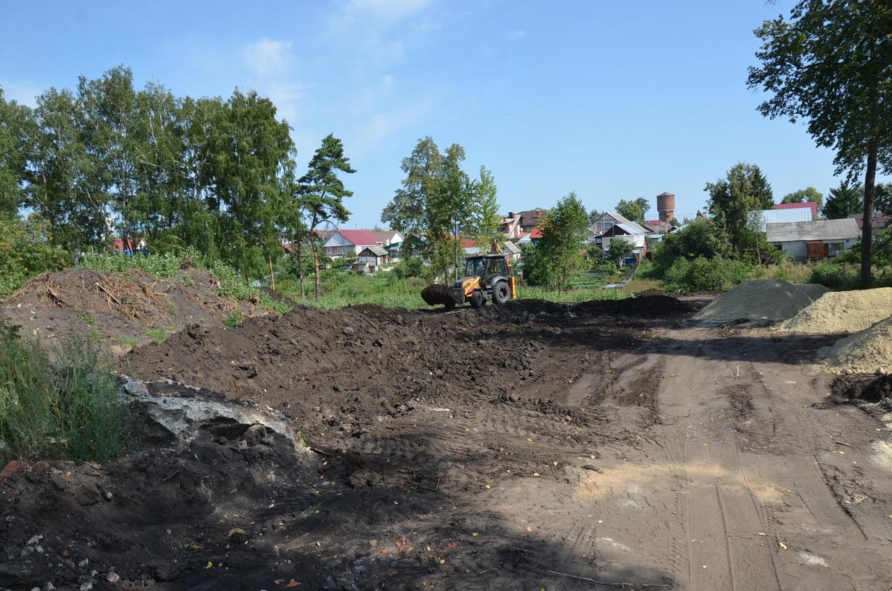 Глава Рассказово проверил ход работ по реконструкции объектов теплоснабжения