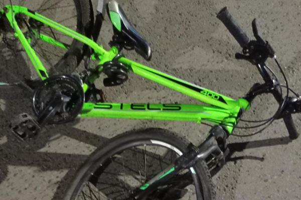 На севере Тамбова мальчик на велосипеде попал под колёса автомобиля