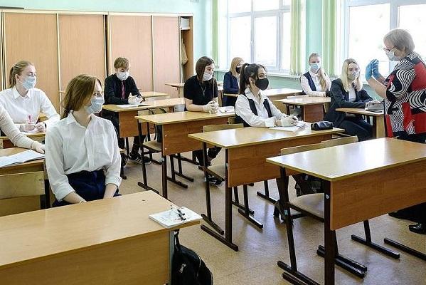 Новый учебный год в школах начнётся в очном формате