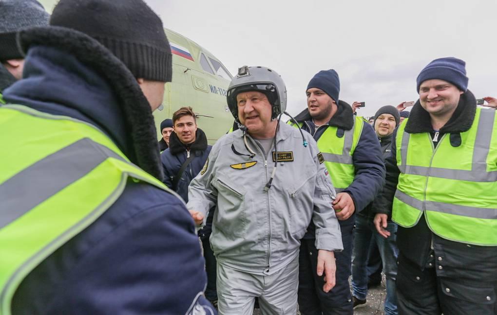 Погибший при крушении самолета Герой России Николай Куимов учился в Тамбове