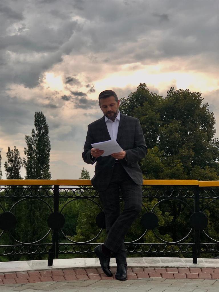 Председатель облизбиркома Андрей Офицеров: «Я всё делаю с удовольствием»