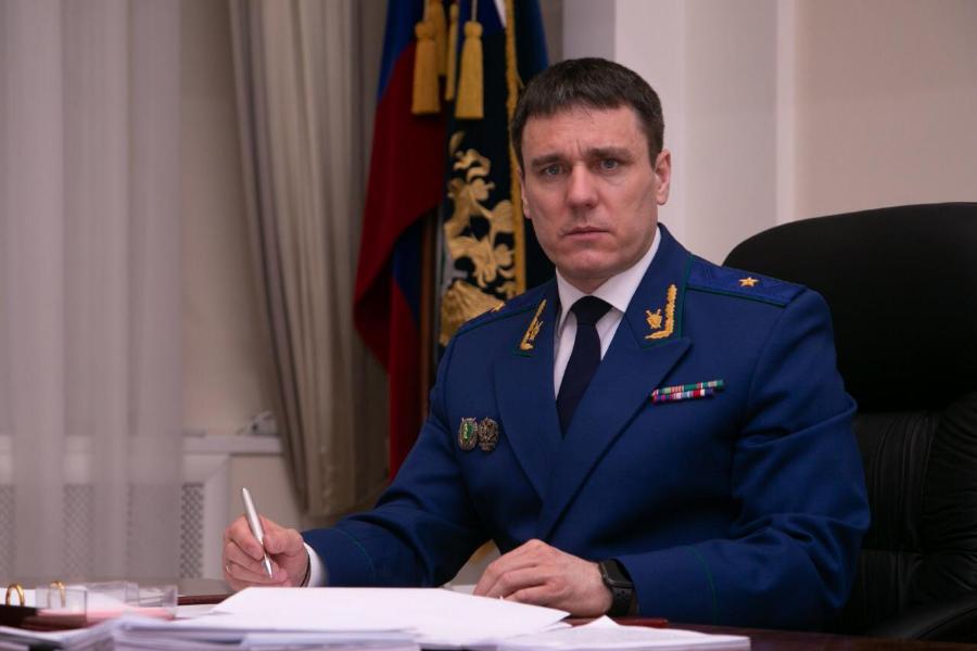 Прокурор Тамбовской области проведет личный приём граждан