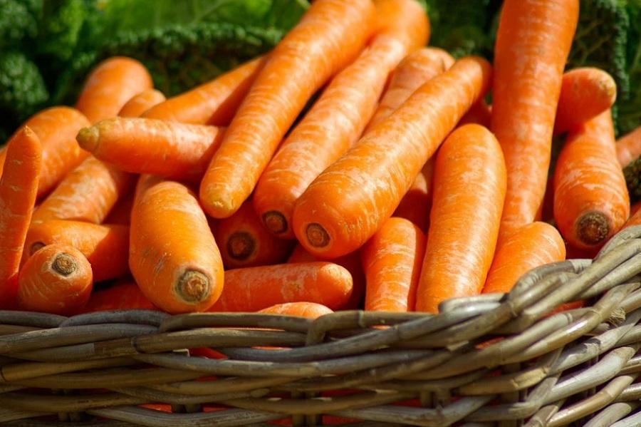 Росстат отметил снижение цен на овощи