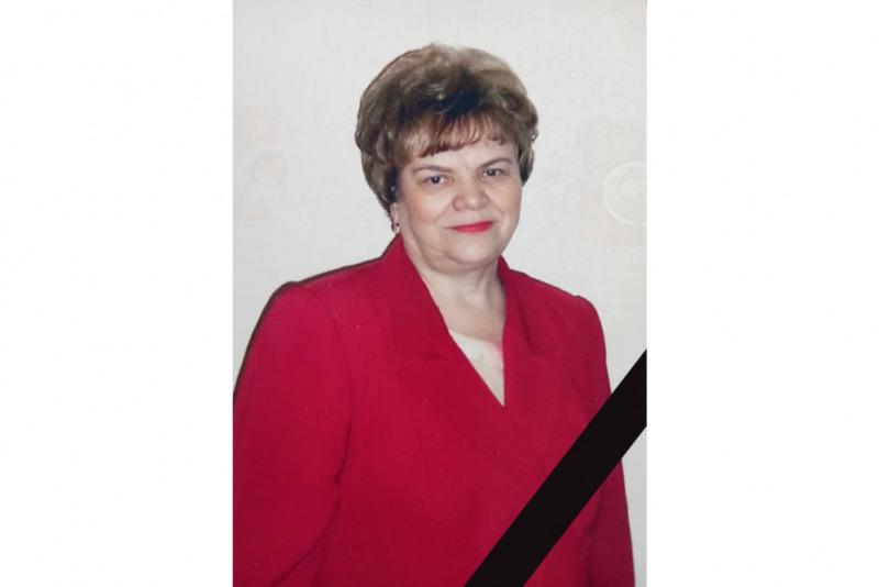 Скончалась экс-председатель городской думы Тамбова Таисия Козлова