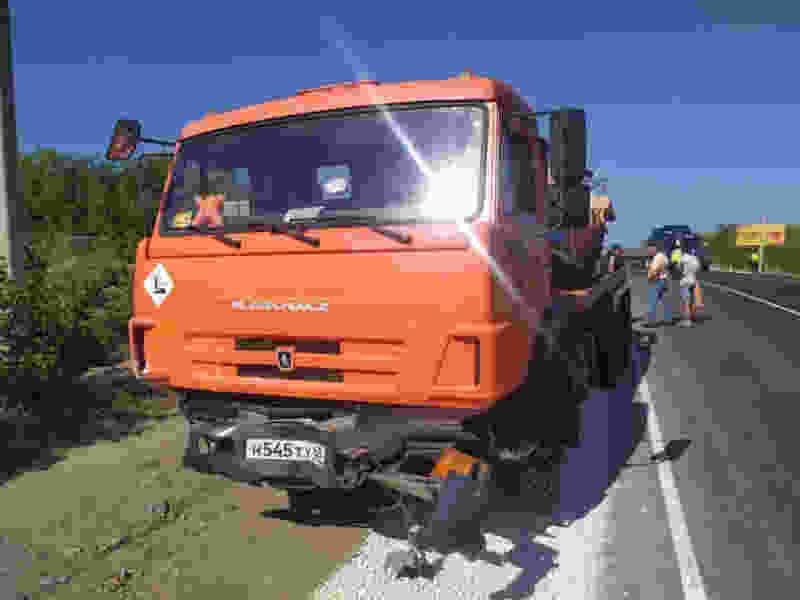 Страшное ДТП под Тамбовом: пострадали трое детей, водитель погиб