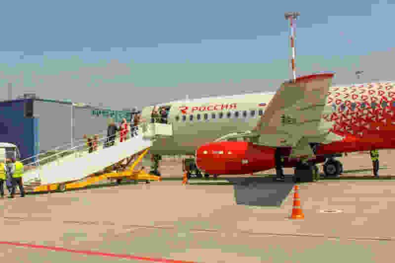 Sukhoj Superjet-100 подал сигнал бедствия, пролетая над Тамбовской областью
