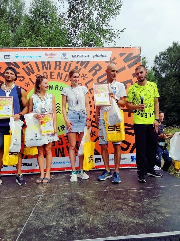 Тамбовчане победили в соревнованиях по мультиспортивной гонке