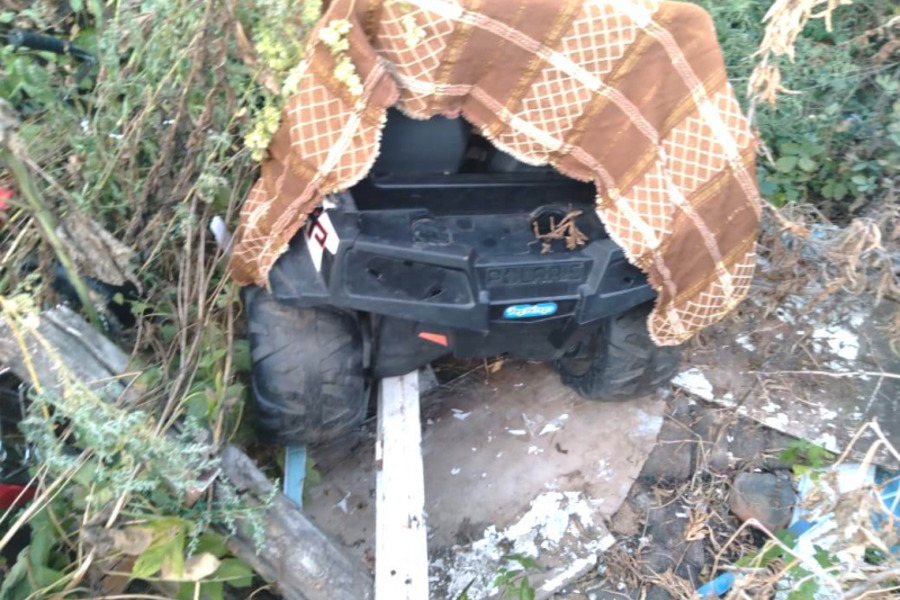 Тамбовские полицейские нашли украденный электромобиль и два велосипеда