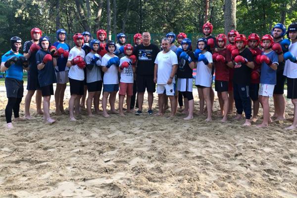 Тамбовские тхэквондисты готовятся к чемпионату Европы