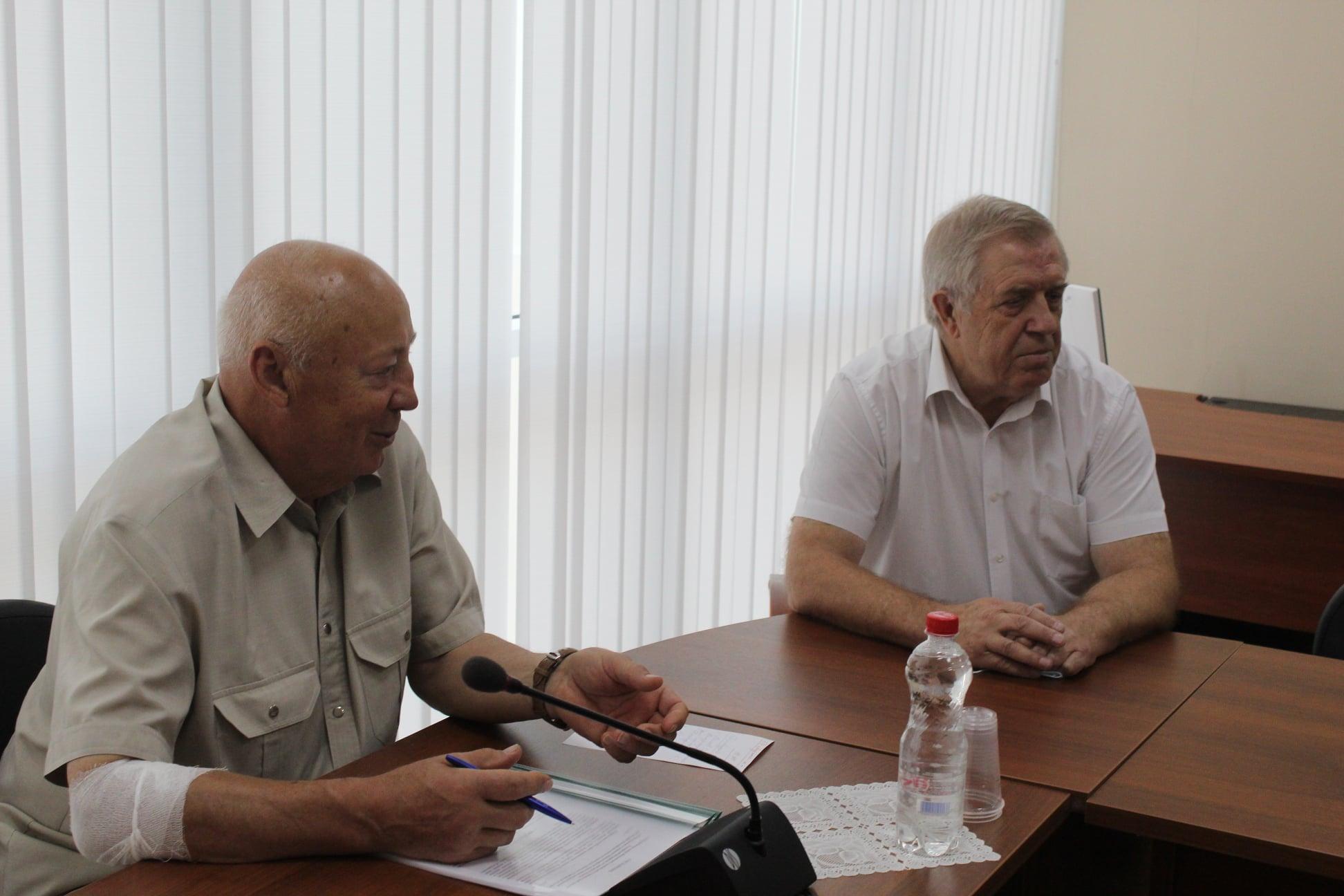 Тамбовское отделение РВИО подписало соглашение с Росгвардией о сотрудничестве