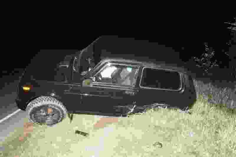 В аварии на трассе Моршанского района пострадала 5-летняя девочка