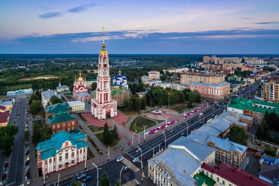 В будущем году в Тамбове отремонтируют вторую часть улицы Советской