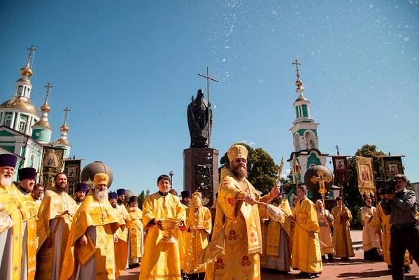 В день памяти святителя Питирима в Тамбове будет совершён крестный ход