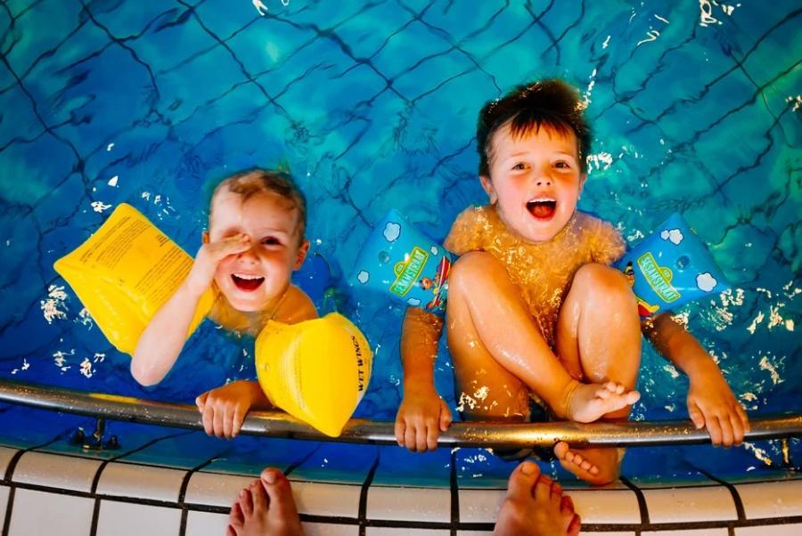 В Мичуринске открылся бассейн для грудничков