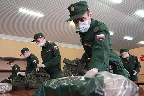 В России модернизируют военкоматы до 2023 года