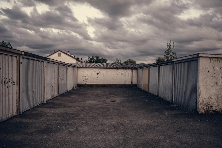 В Тамбове ищут собственников гаражей в районе улицы Мичуринской