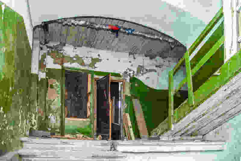 В Тамбове начался ремонт здания Антониевского корпуса Вознесенского женского монастыря