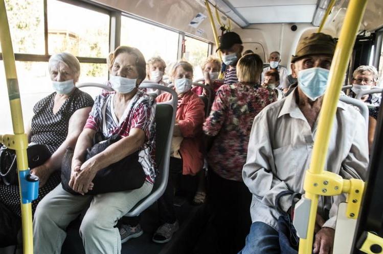 В Тамбове обнаружили 15 нарушителей масочного режима в общественном транспорте