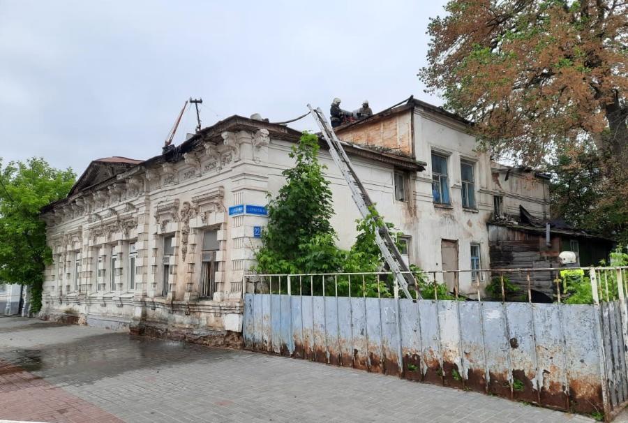 В Тамбове собственников исторических зданий через суд понуждают провести ремонт