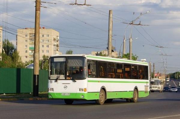 В Тамбове сократили количество рейсов одного из маршрутов пассажирского транспорта