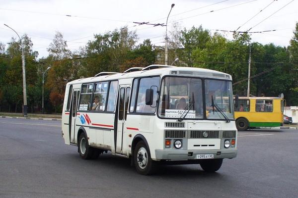 В Тамбове сократят количество рейсов одного из маршрутов пассажирского транспорта