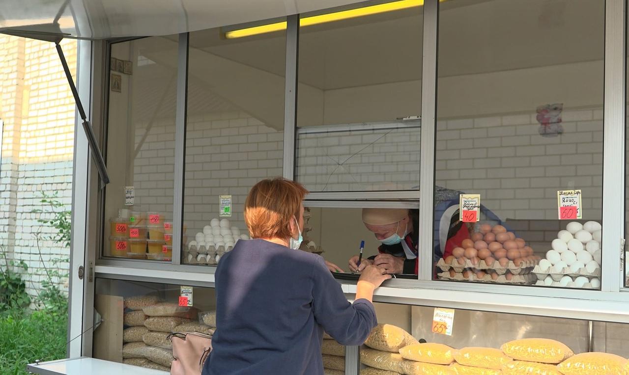 В Тамбове владельцам двух торговых павильонов на Куйбышева предложили самим их демонтировать