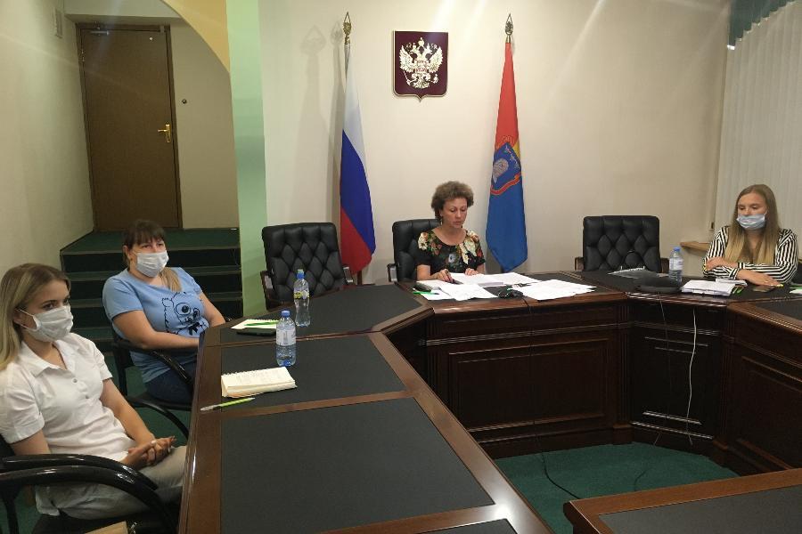 В Тамбовской области готовят специалистов для проведения Всероссийской переписи населения