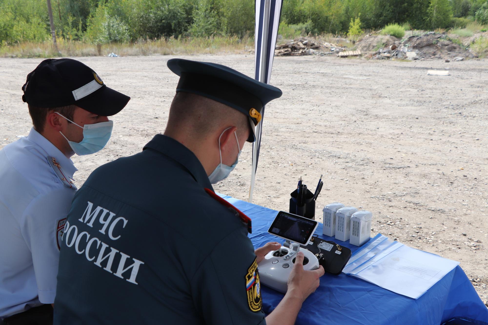 В Тамбовской области нарушителей ПДД выявляют с помощью беспилотников