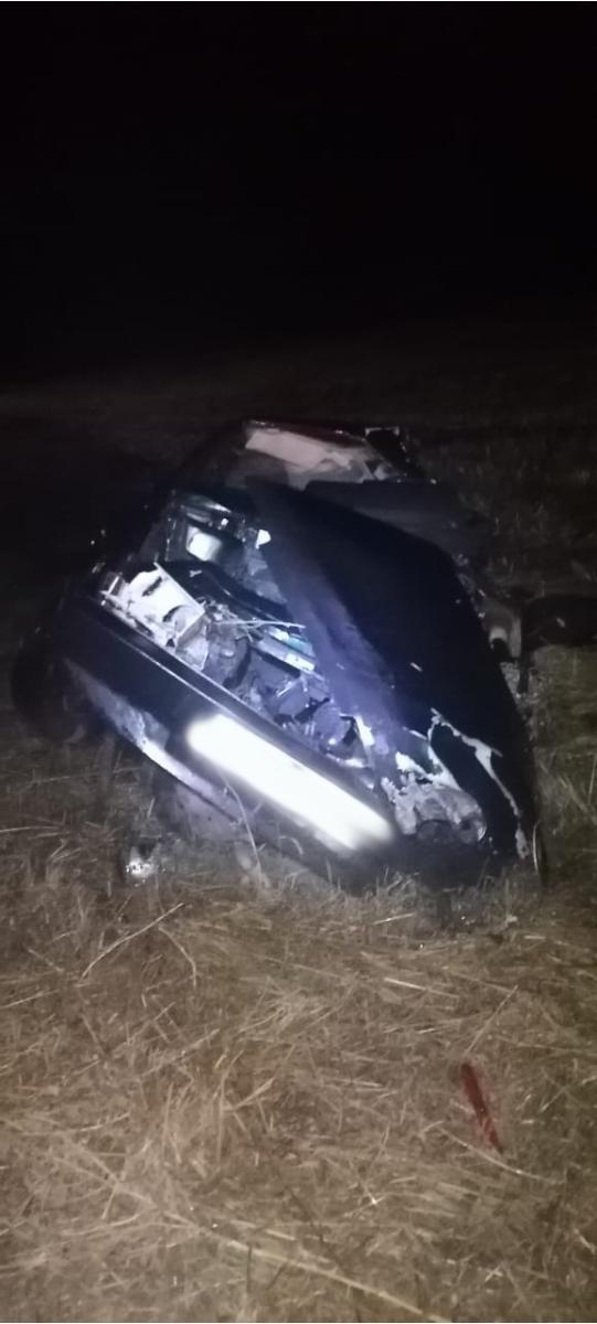 В Тамбовской области после столкновения с грузовиком погиб водитель ВАЗа