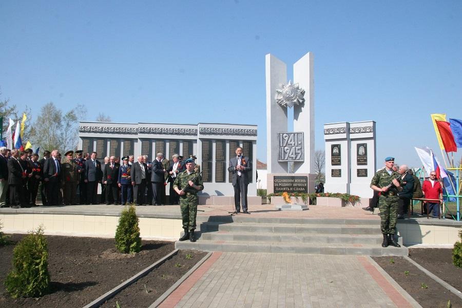 """В Тамбовской области пройдёт акция по увековечиванию памяти героев """"Последний бой"""""""