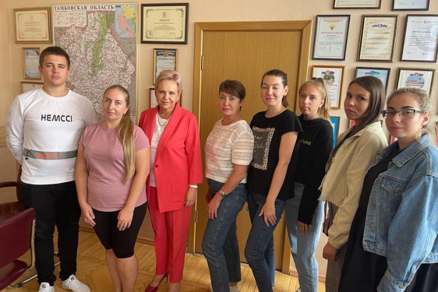 В Тамбовской области стало больше земских врачей и фельдшеров