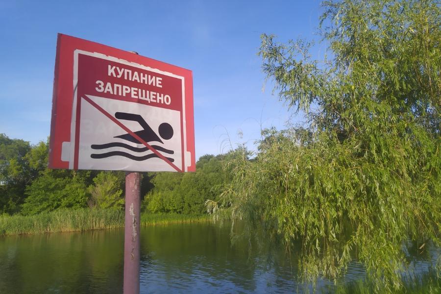 В Тамбовской области три пляжа признаны непригодными для купания