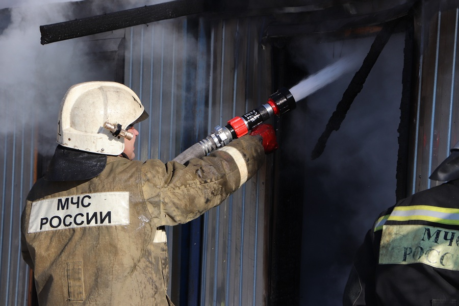 В Тамбовской области за неделю при пожаре и на воде погибли три человека
